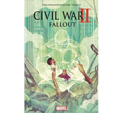 Civil War II : Fallout (Paperback) (Al Ewing & Marc Guggenheim & Greg Pak & Nick Spencer) - image 1 of 1
