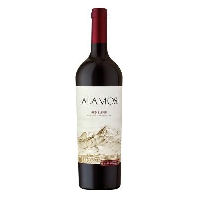 Alamos Red Blend Wine - 750ml Bottle