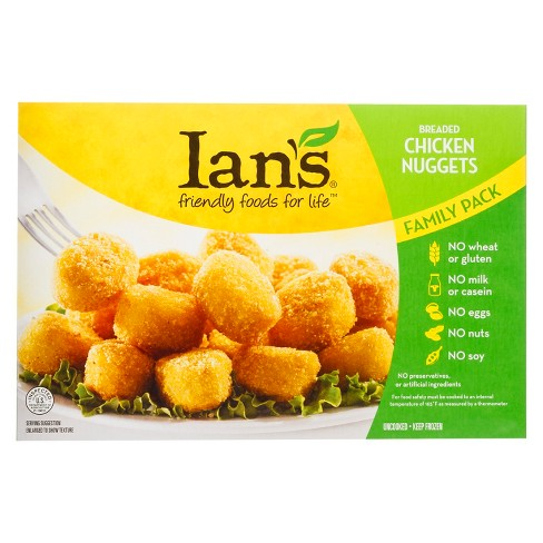Ian's Frozen Chicken Nugget Family Pack - 20oz - image 1 of 1