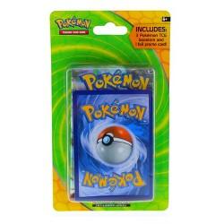 Pokemon 3pk + 1 Foil Card
