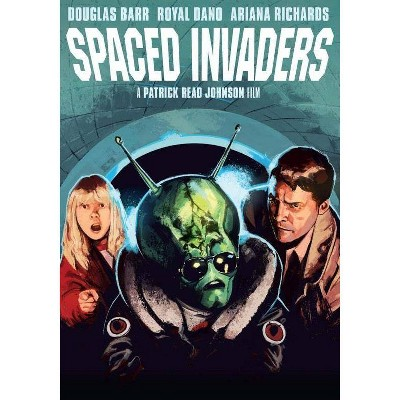 Spaced Invaders (DVD)(2020)