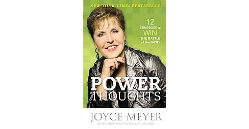 Power Thoughts (Reprint) (Paperback) by Joyce Meyer - image 1 of 1