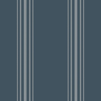 Wallpaper Stripes Navy - Hearth & Hand™ with Magnolia