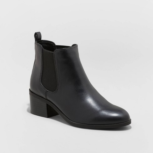 Women's Ellie Chelsea Bootie - A New Day™ - image 1 of 4