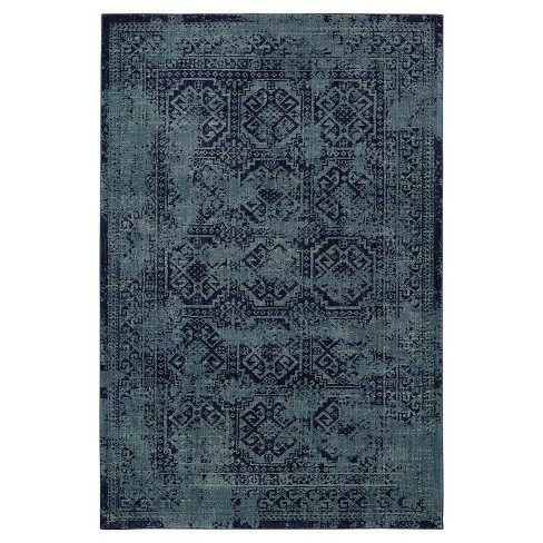 Overdyed Persian Area Rug - Threshold™ - image 1 of 2