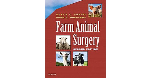 Farm Animal Surgery (Hardcover) - image 1 of 1