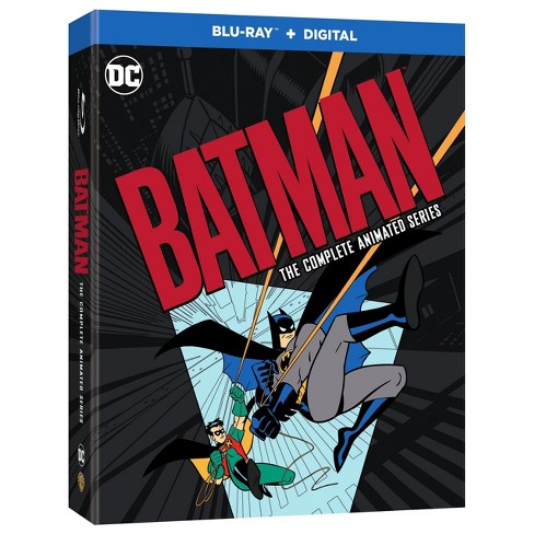 Batman: The Complete Animated Series (Blu-ray) - image 1 of 3