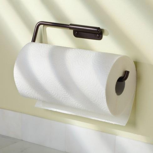 Interdesign Swivel Wall Mount Steel Paper Towel Holder Bronze Target