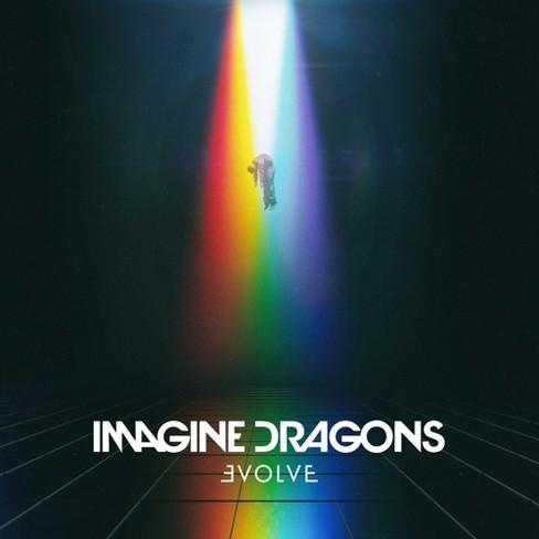Imagine Dragons - Evolve (CD) - image 1 of 1