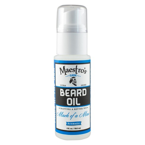 Maestro's Classic Dry Oil - Mark of a Man - 2oz - BO-MOM-2 - image 1 of 3