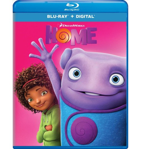 Home (Blu-ray) - image 1 of 1