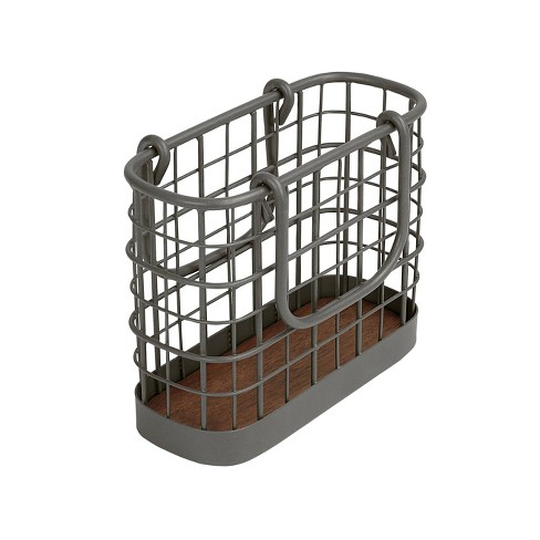 Spectrum Madison Napkin Holder - Industrial Gray - Spectrum Diversified Designs - image 1 of 4