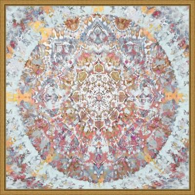 16 X 16 Tapestry Dream I By Molly Kearns Framed Canvas Wall Art Amanti Art Target