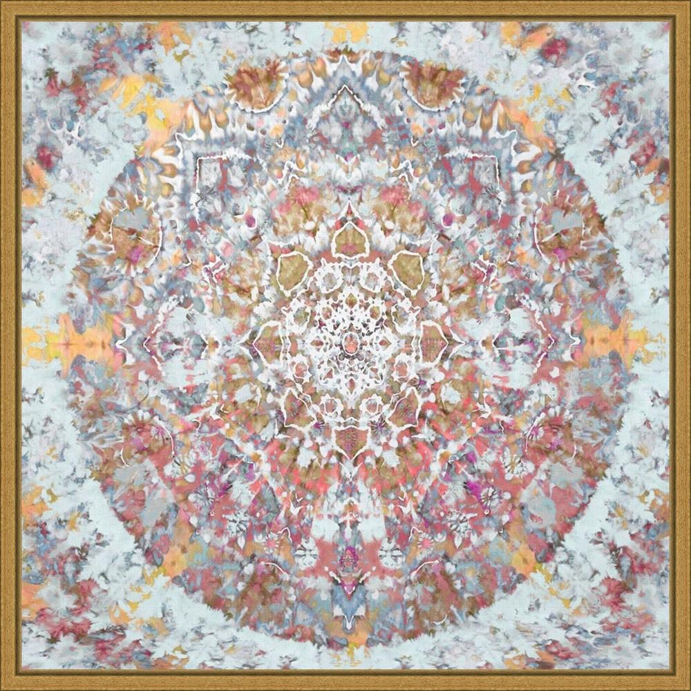 16 34 X 16 34 Tapestry Dream I By Molly Kearns Framed Canvas Wall Art Amanti Art
