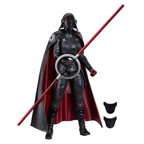 Star Wars The Black Collection Second Sister Inquisitor Toy Action Figure - image 1 of 4