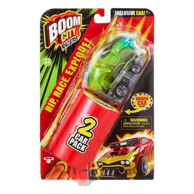 Boom City Racers - 2 Car Pack Launcher - Hot Tamale