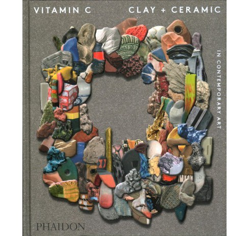 Vitamin C : Clay and Ceramic in Contemporary Art (Hardcover) (Clare Lilley) - image 1 of 1