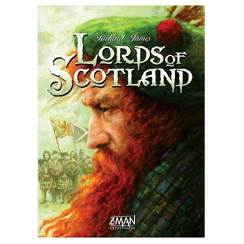 Lords of Scotland Card Game - image 1 of 2