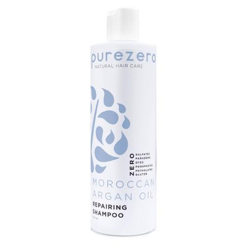 Purezero Moroccan Argan Oil Shampoo - 12 fl oz - image 1 of 6