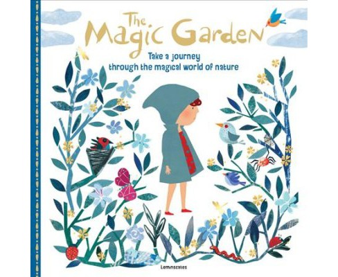 Magic Garden -  by Lemniscates (Hardcover) - image 1 of 1