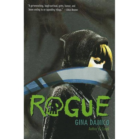 Rogue - (Croak) by  Gina Damico (Paperback) - image 1 of 1