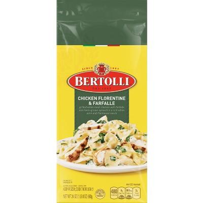 Bertolli Frozen Chicken Florentine & Farfalle - 24oz