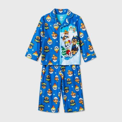 Toddler Boys' PAW Patrol Pajama Set - Blue - image 1 of 1