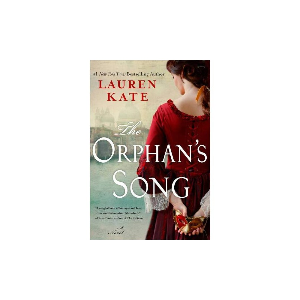 Orphan's Song - by Lauren Kate (Hardcover)