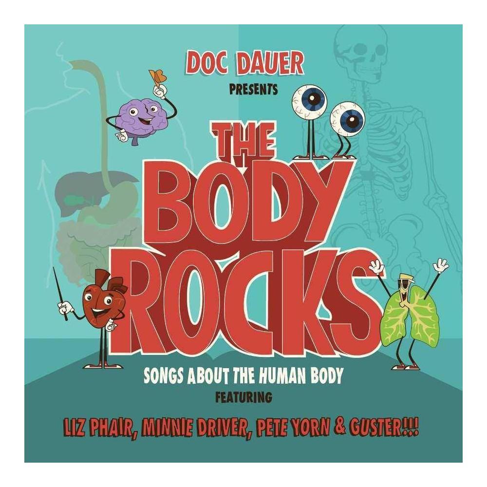 Doc Dauer The Body Rocks Cd