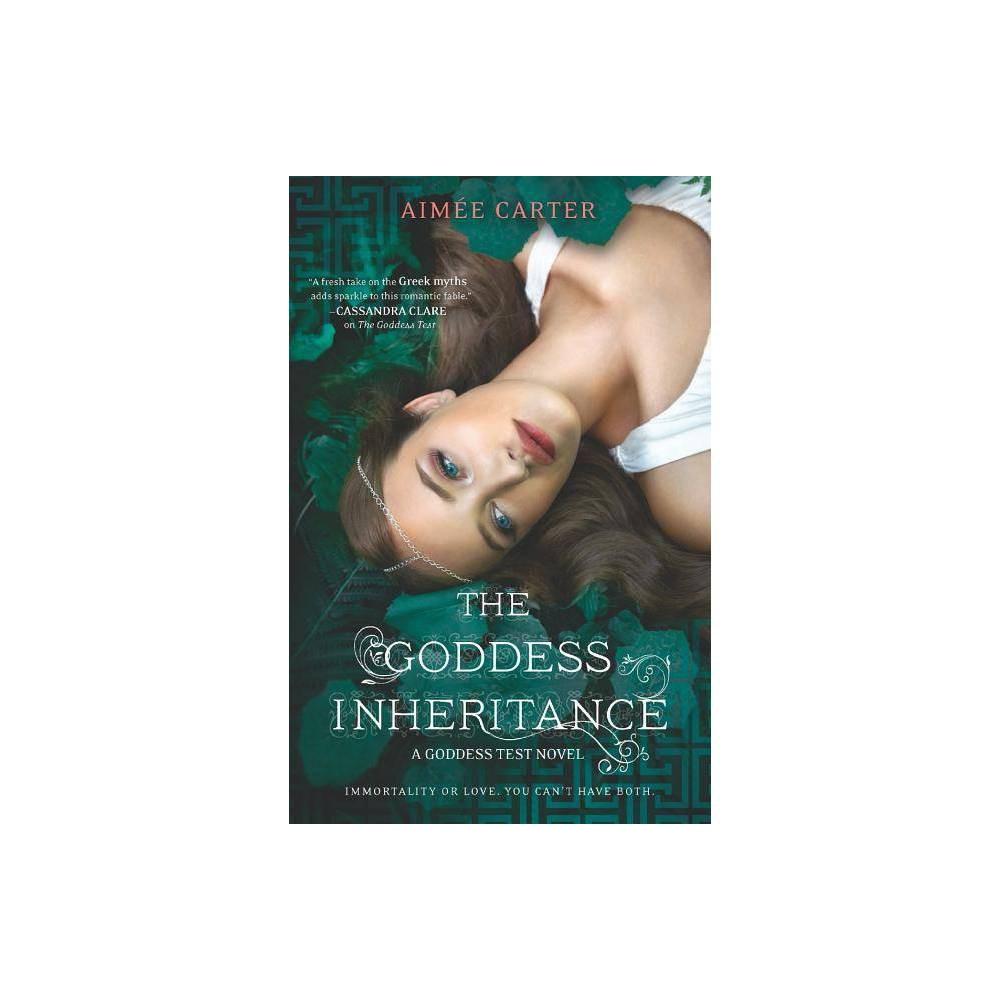 The Goddess Inheritance Goddess Test Novel 3 By Aim E Carter Paperback