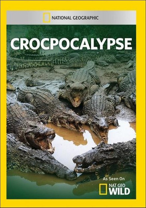 Crocpocalypse (DVD) - image 1 of 1