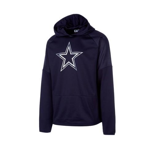 NFL Dallas Cowboys Men's Rae Performance Hoodie  - image 1 of 1