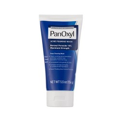 PanOxyl Acne Foaming Wash with 10% Benzoyl Peroxide - 5.5oz