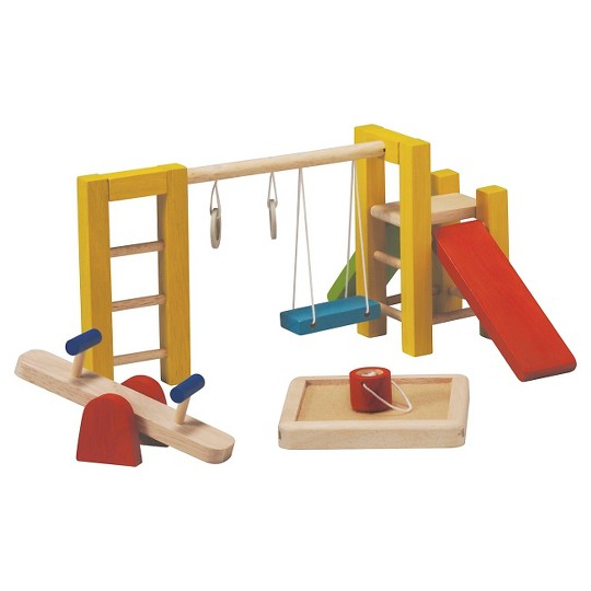 Plan Toys Dollhouse Playground image number null