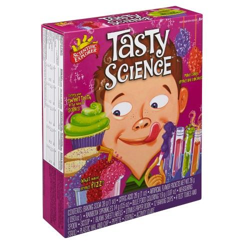 Scientific Explorer Tasty Science Kit - image 1 of 5