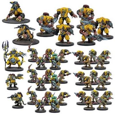 Veer-Myn Starter Force Miniatures Box Set