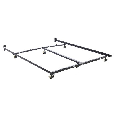 Universal Low Profile Premium Lev R Lock Brown - Hollywood Bed Frame