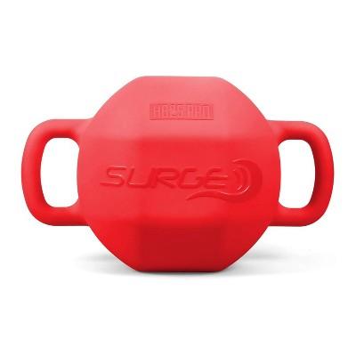 Surge Balance Enhancing Endurance Inertia Training Hydro Ball Pro, Red, 25 Lbs