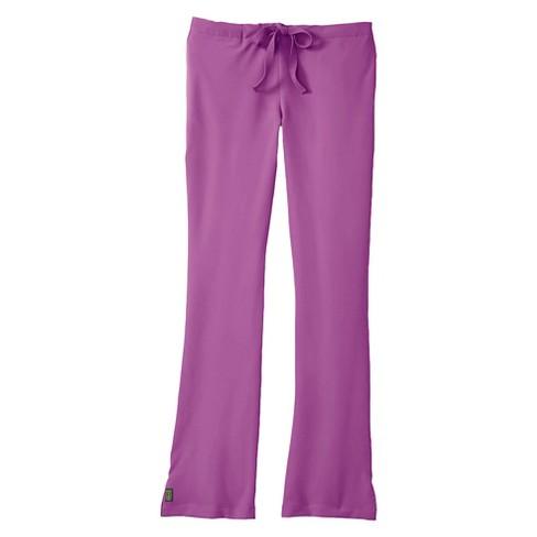 Melrose Ave Scrub Pants Purple 2XL - image 1 of 1