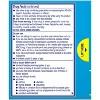 Alka-Seltzer Plus NSAID Cold PowerFast Fizz Tablets - Orange Zest - 20ct - image 2 of 4