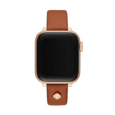 Kate Spade New York Apple Watch 38/40mm Band - Luggage Leather
