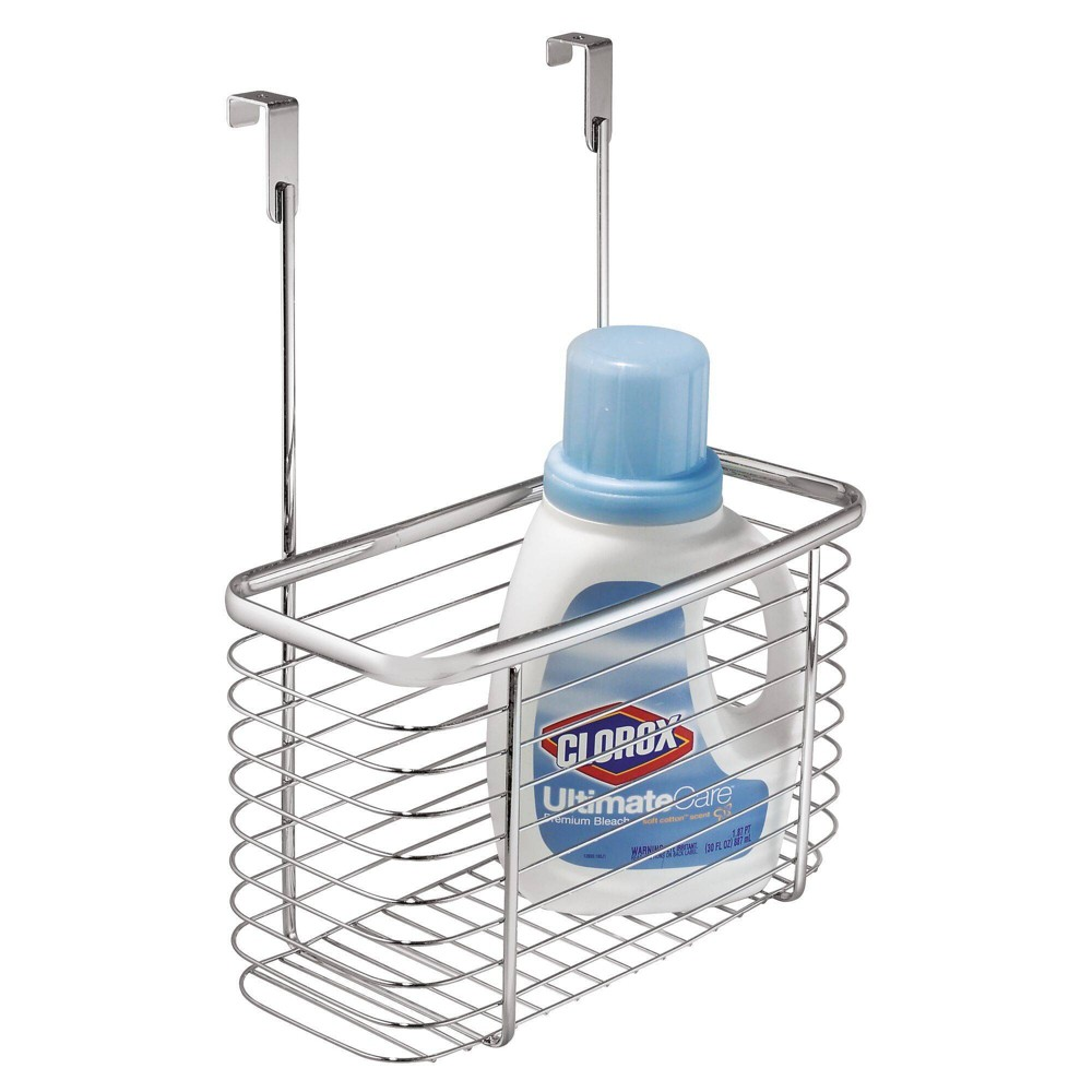 Idesign Axis Over The Cabinet X7 Basket Silver