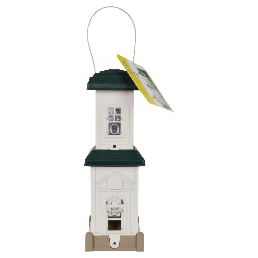 Pet Zone Pop-Up Finch Bird Feeder, Multi-Colored
