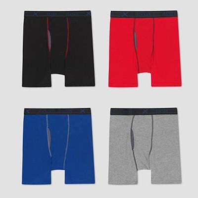 Hanes Premium Men's 4pk Xtemp Boxer Briefs