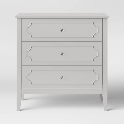 DaVinci Chloe Regency 3-Drawer Dresser