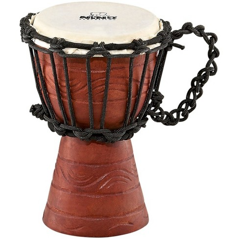 Nino Original African Style Rope-Tuned Water Rhythm Series Djembe XXS Extra Extra Small - image 1 of 1