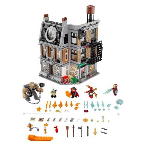 LEGO Super Heroes Marvel Avengers Movie Sanctum Sanctorum Showdown 76108 - image 1 of 4