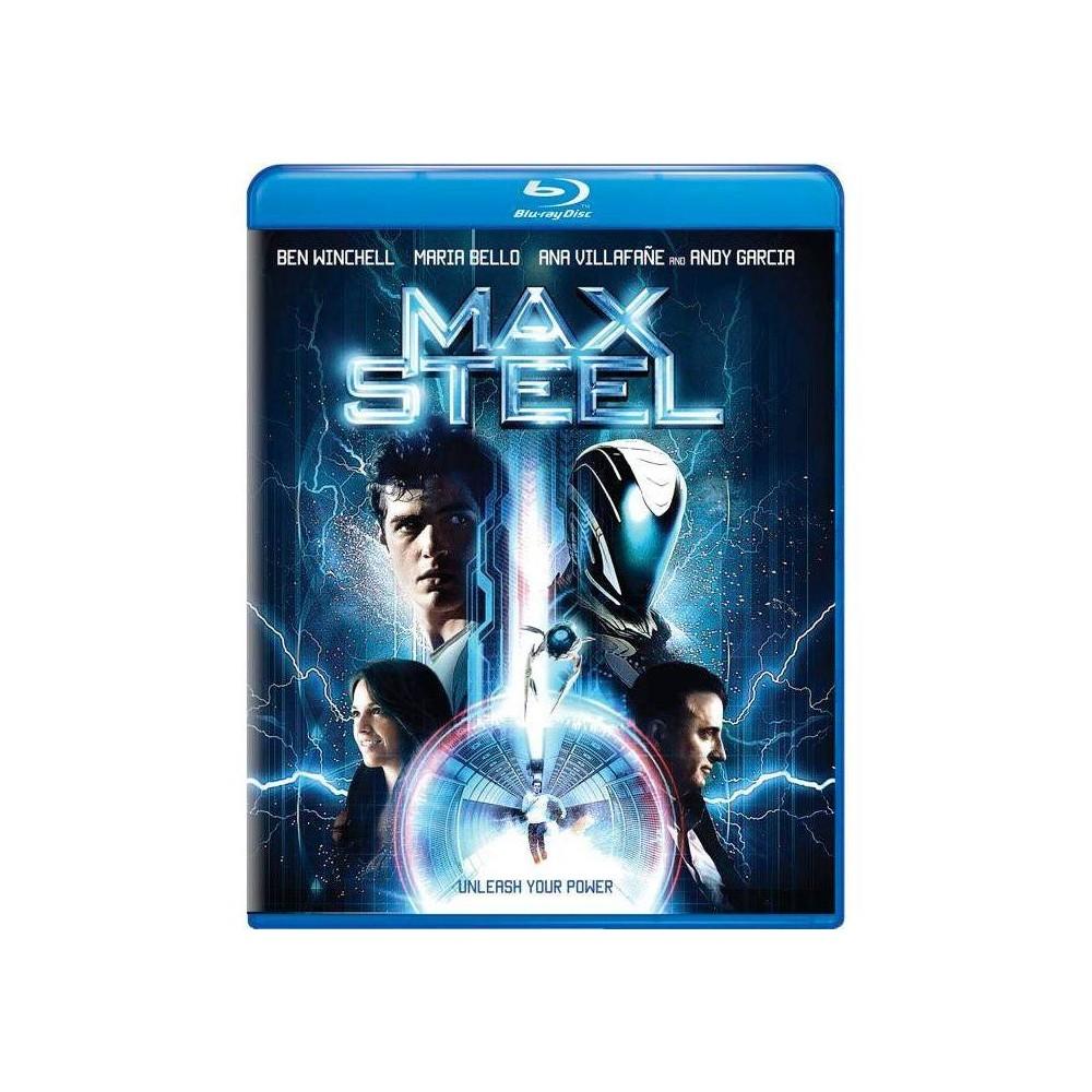 Max Steel Blu Ray