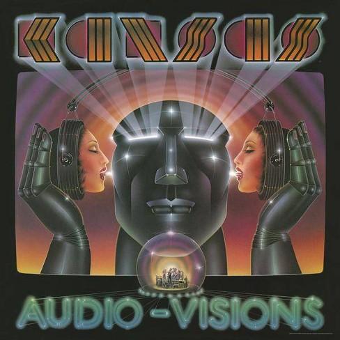Kansas - Audio-visions (CD) - image 1 of 1