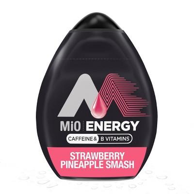 MiO Energy Pineapple Strawberry Liquid Water Enhancer - 1.62 fl oz Bottle